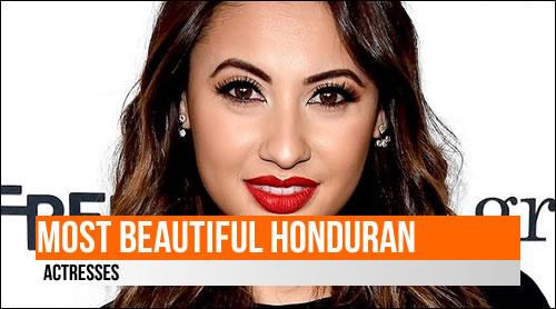LIST: Most Beautiful Honduran Actresses