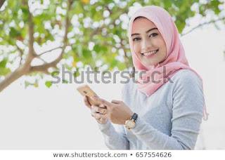 Jenis Bahan Jilbab yang bagus untuk wanita muslimah