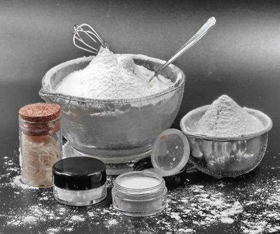 рисовый порошок как средство для умывания