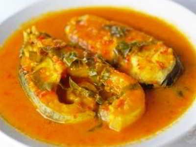 Resep Ikan Patin masak Tempoyak khas Jambi