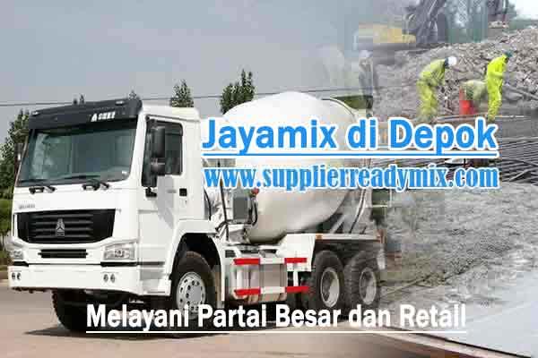 Harga Beton Jayamix Sukmajaya