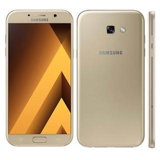 تعلم طريقة فك و تركيب Samsung Galaxy A7 2017