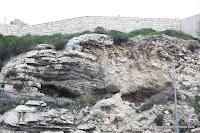 Afbeeldingen van de graftuin jeruzalem