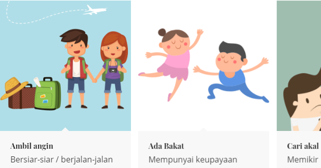 Senarai Peribahasa Melayu Dan Maksudnya Rujukan Bahasa Melayu Upsr Pt3 Spm Dan Stpm Pendidikanmalaysia Com