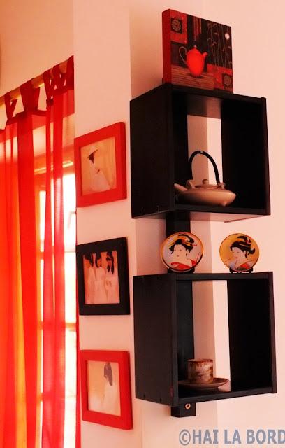 obiecte decor salonul japonez green tea bucuresti