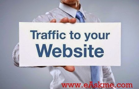 3 Most Common Ways to drive Traffic to your blog : eAskme