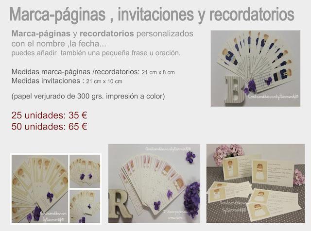 comuniones-recordatorios-invitaciones-precios