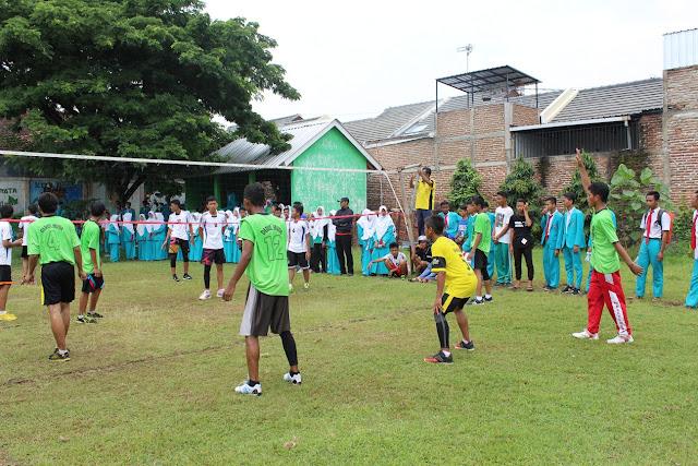 AKSIOMA Volley Ball MAN 2 Ponorogo 2016