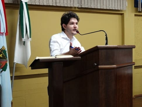 Vereador Paulinho Basílio