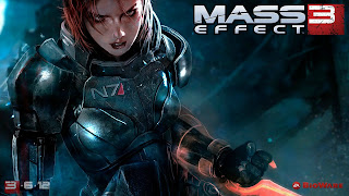 Mass Effect 3 Computer Wallpaper