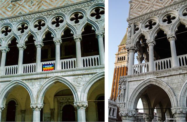 Palazzo Ducale (Palácio dos Dodges), Veneza