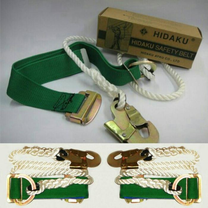 Safety Belt Hidaku, sabuk pengaman hidaku