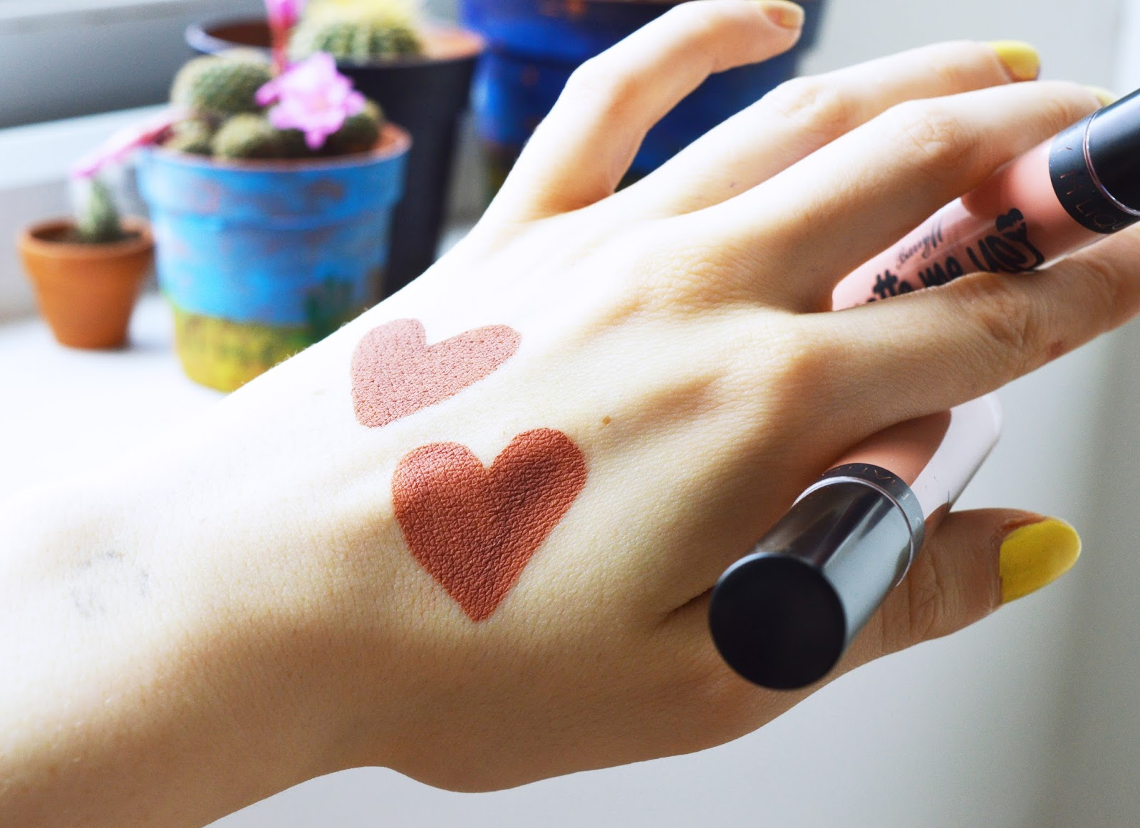 barry m liquid lip paints minimalist, on the scene