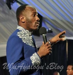 Pastor Davids apologises to Pastor Suleman after accusing him of sleeping with his wife