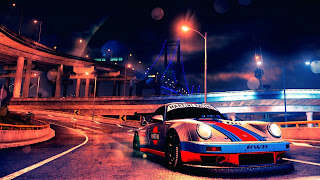 NFS Nintendo 3DS Background