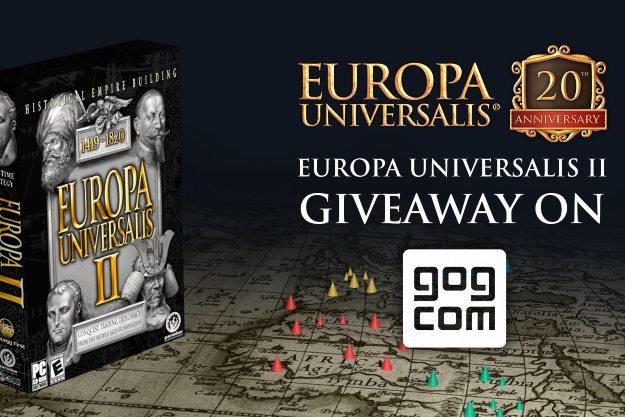 [Προσφορά]: Το GoG χαρίζει το τεράστιο παιχνίδι στρατηγικής Europa Universalis II