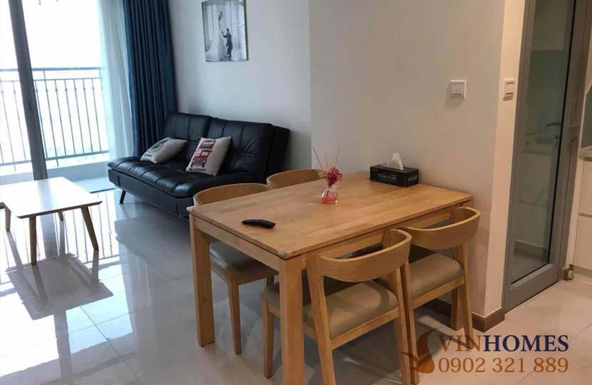 Cho thuê L2 Vinhomes Central Park 80m2 căn hộ tầng 23 - hinh 2
