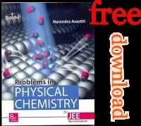 narendra awasthi physical chemistry pdf