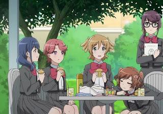 Shoujo Kageki Revue Starlight – Episódio 3