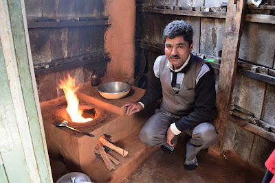 Nepali Traditional Hearth चुलो