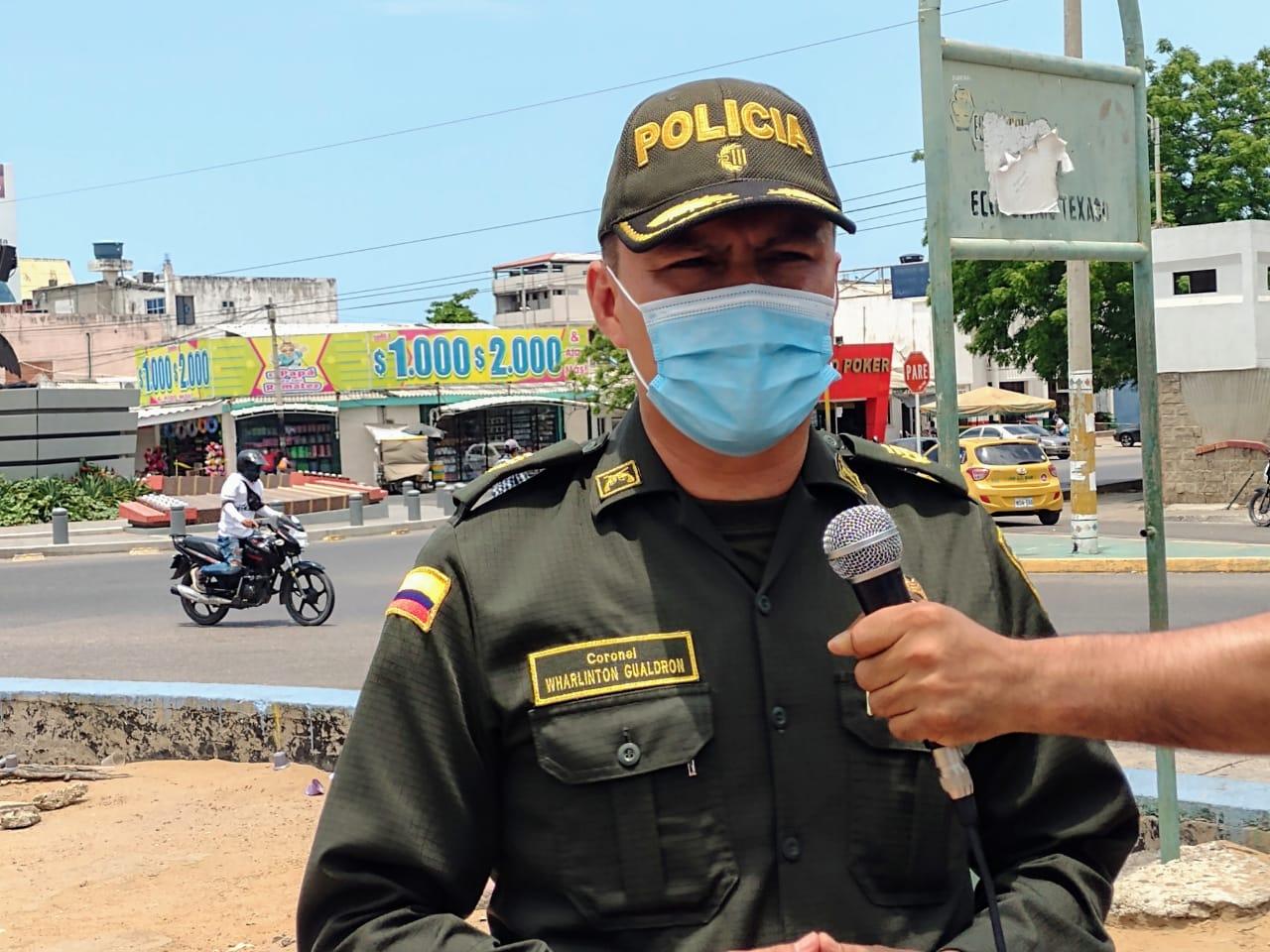 hoyennoticia.com, 310 comparendos se impusieron en La Guajira durante Semana Santa