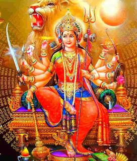 Apadunmoolana Durga Stotram