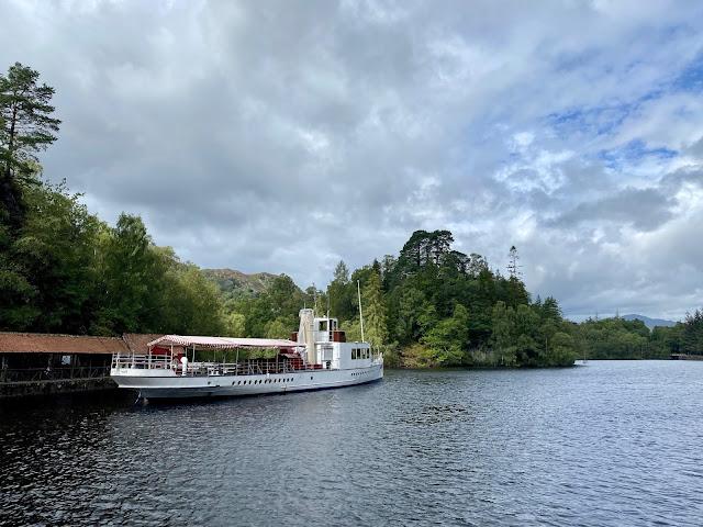 Loch Katrine, Trossachs National Park, Scotland