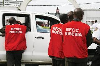 Diezani Bribe: EFCC Traces N950m to Two Ex Nigerian Governors, Detains Idris Wada