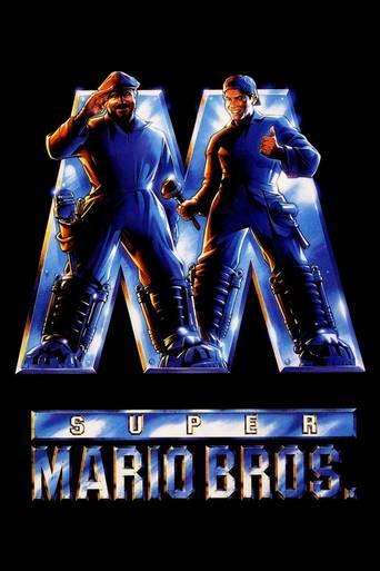 Super Mario Bros. (1993) ταινιες online seires oipeirates greek subs