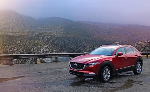 The Mazda CX-30 Ups the Ante for Compact SUVs