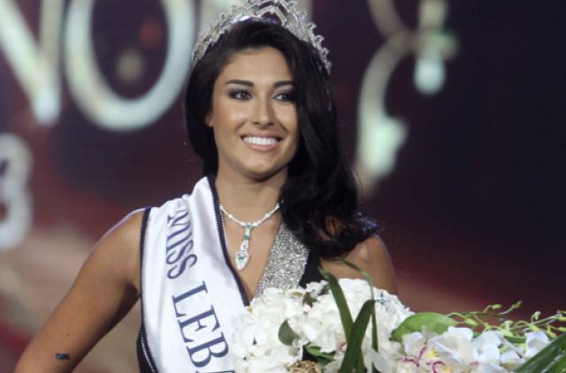 Miss+Lebanon+2013+3 Safety Officer Job For Dubai on