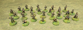 More US infantry in 15mm