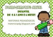 PLANEJAMENTO ANUAL EDUCAÇÃO INFANTIL - DOWNLOAD