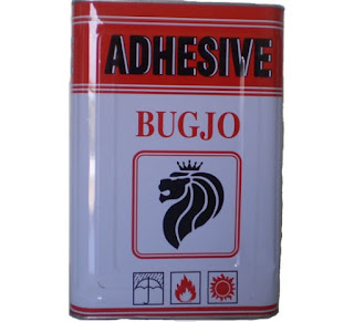Keo dán Bugjo sử dụng dán cỏ nhân tạo