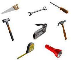 Sentra Kerajinan atau Tempat Belanja Grosir Peralatan Tukang dan Perkakas Termurah