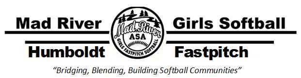 Mad River Girls Fastpitch Softball Association - Humboldt
