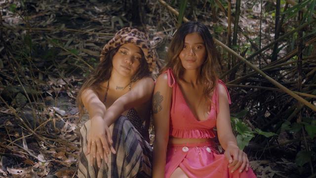 "Peaceful Gemini embraces Filipina identity and power on ""Mariposa"" music video"