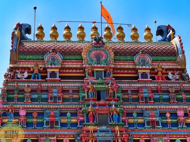 Shringeri Temple Gopuram