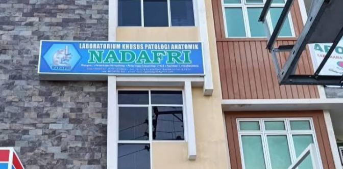 Jadwal Dokter di Laboratorium Patologi Anatomik Nadafri