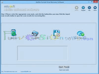 Aidfile Format Drive Recovery Software 3.6.7.2 Full Version