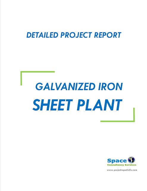 Project Report on Galvanized Iron Sheet Plant,