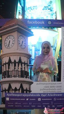 Buffet Ramadhan 2018 Hotel Pullman Putrajaya Lakeside