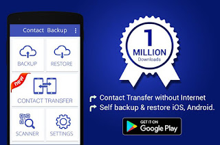 Download Contact Backup apk 6.23 for Android. Self backup and restore to ANY smartphone without any external service.