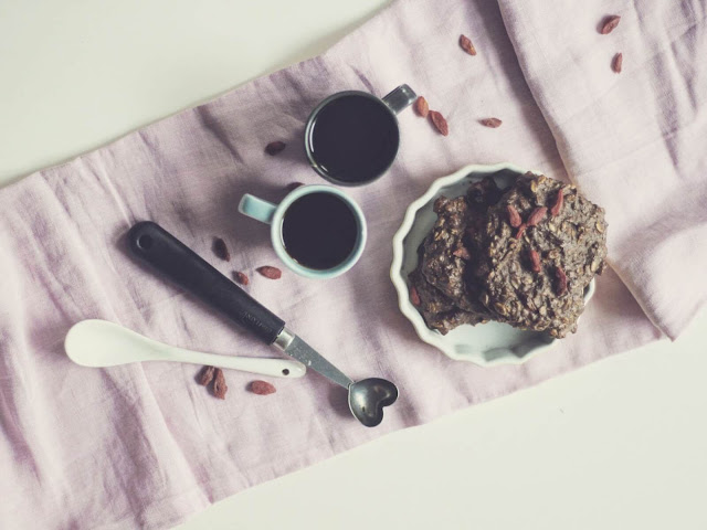 ciastka z białkiem