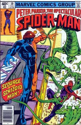 Spectacular Spider-Man #39, Schizoid Man