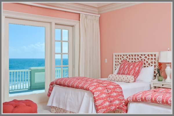 Sweetness Colour Old Rose In Bedroom Home Decors