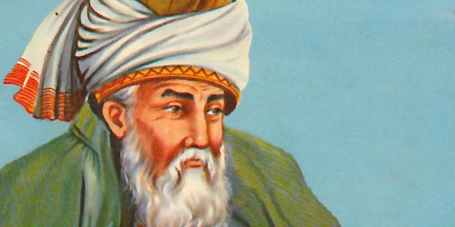 3 poemas de Rumi