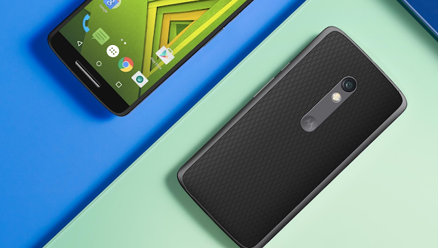 Moto X Play to get Android 7.0 Nougat in Europe by the end of the month