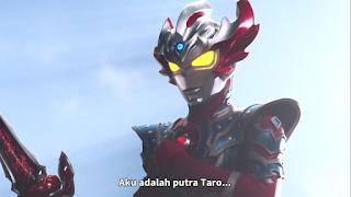 Ultraman Taiga - 25 Subtitle Indonesia and English
