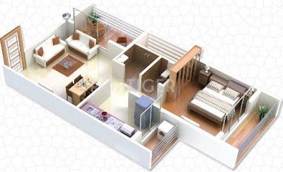80 Gaj Makan Ka Naksha (80 Gaj House Map Design) | 80 गज मकान का नक्शा